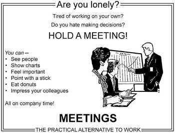 Hold a Meeting